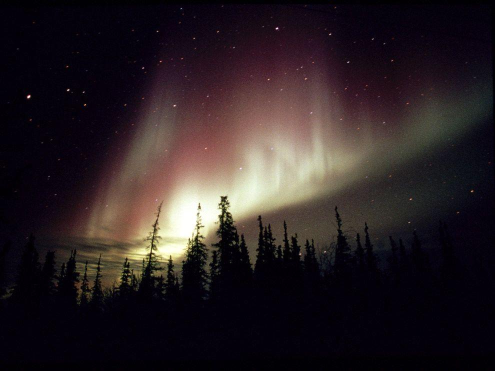 Aurora Borealis 990x742