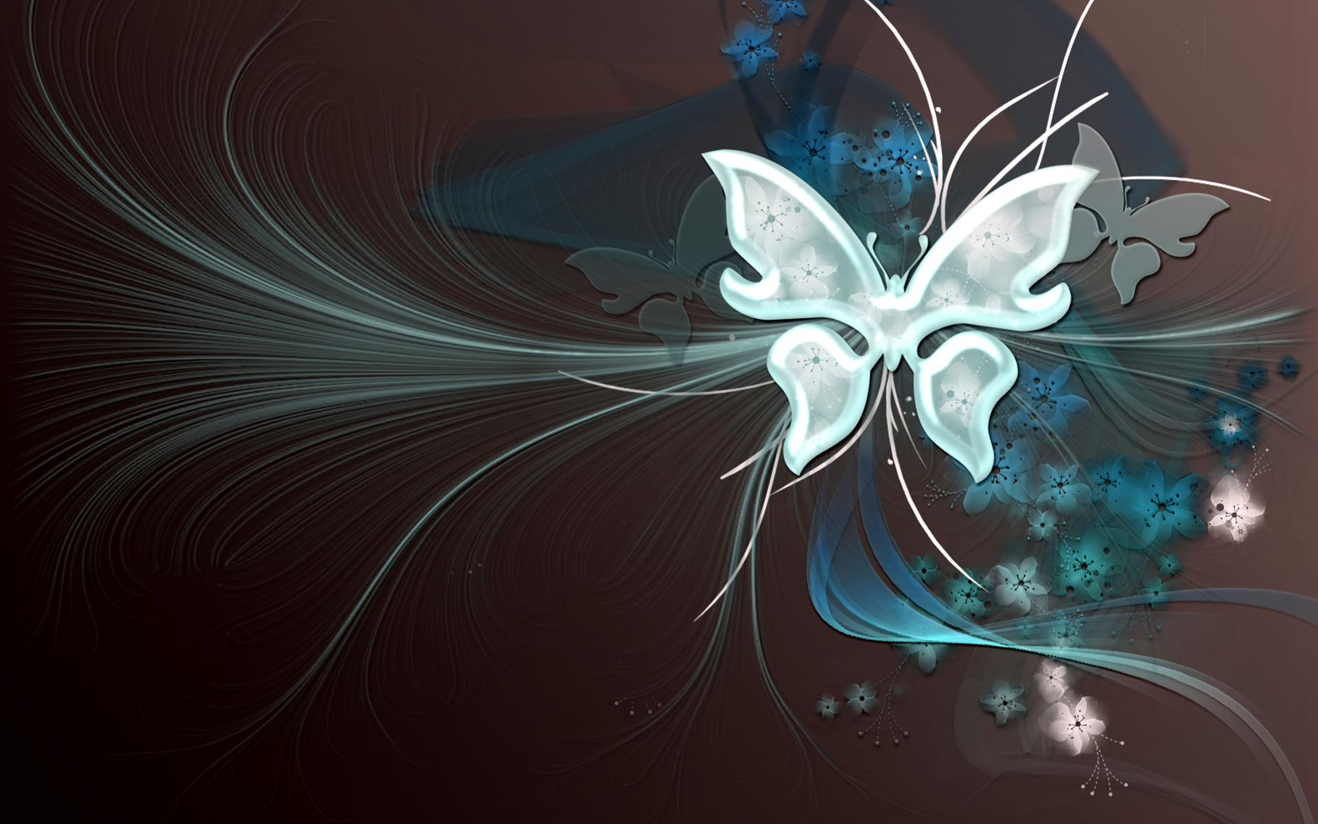 Butterfly vector backgrounds hd Wallpaper and make this wallpaper for 1920x1200