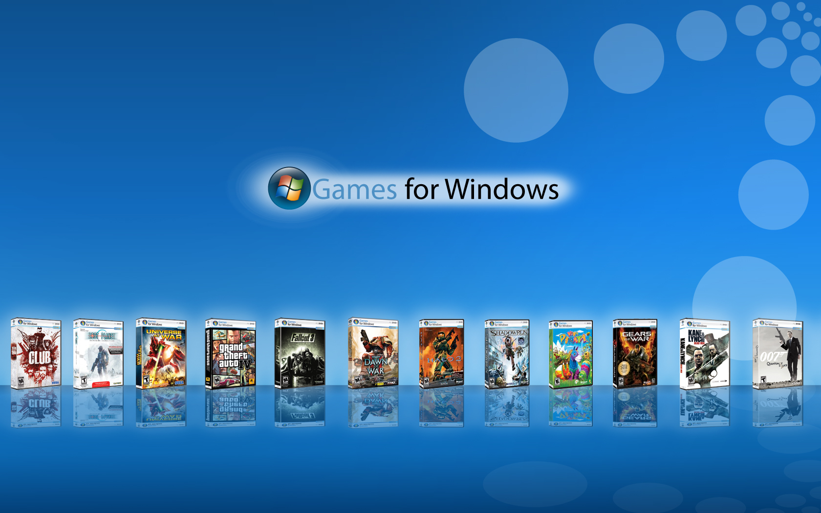 games for windows wallpaper 3 by thewax fan art wallpaper games 2009 1680x1050