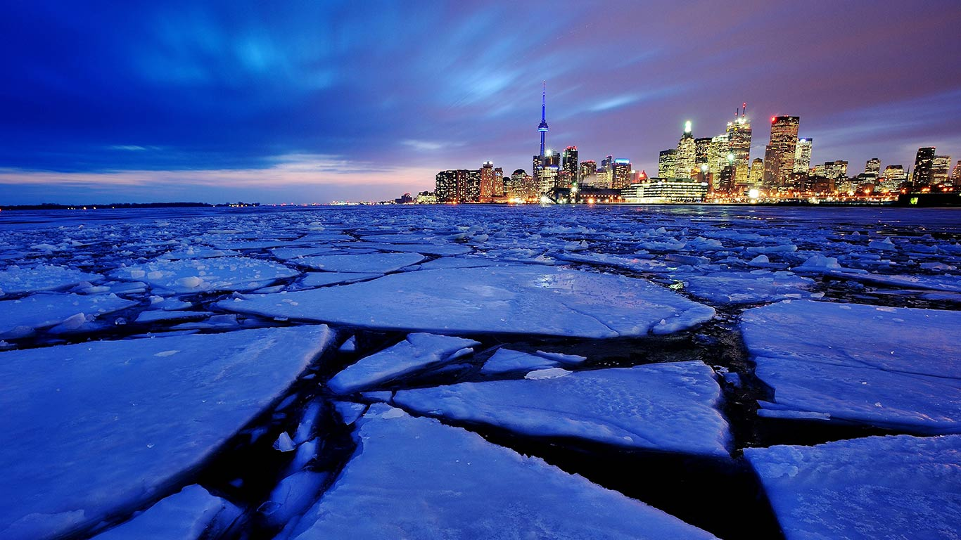 evening with chunks Peter BowersFlickrGetty ImagesBing Canada 1366x768