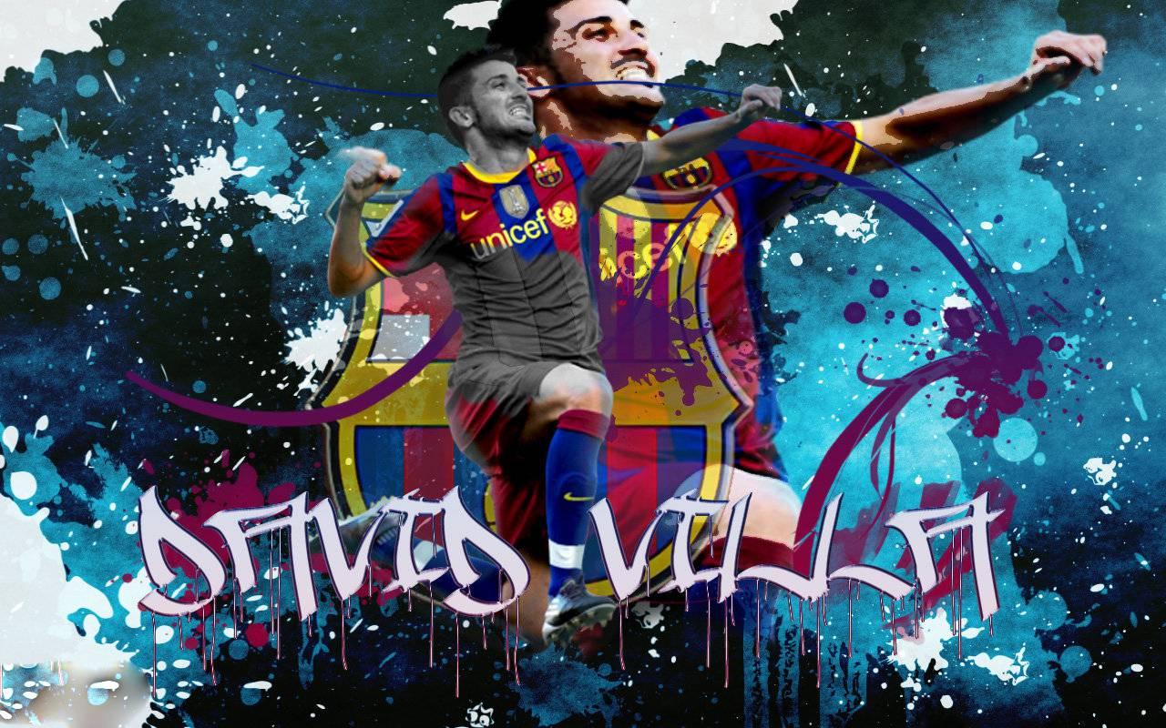 David Villa HD Wallpapers   Football HD Wallpapers 1280x800