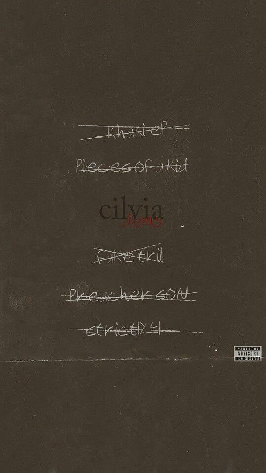 Isaiah Rashad Cilvia Demo Iphone Wallpaper iPhone wallpapers 539x958