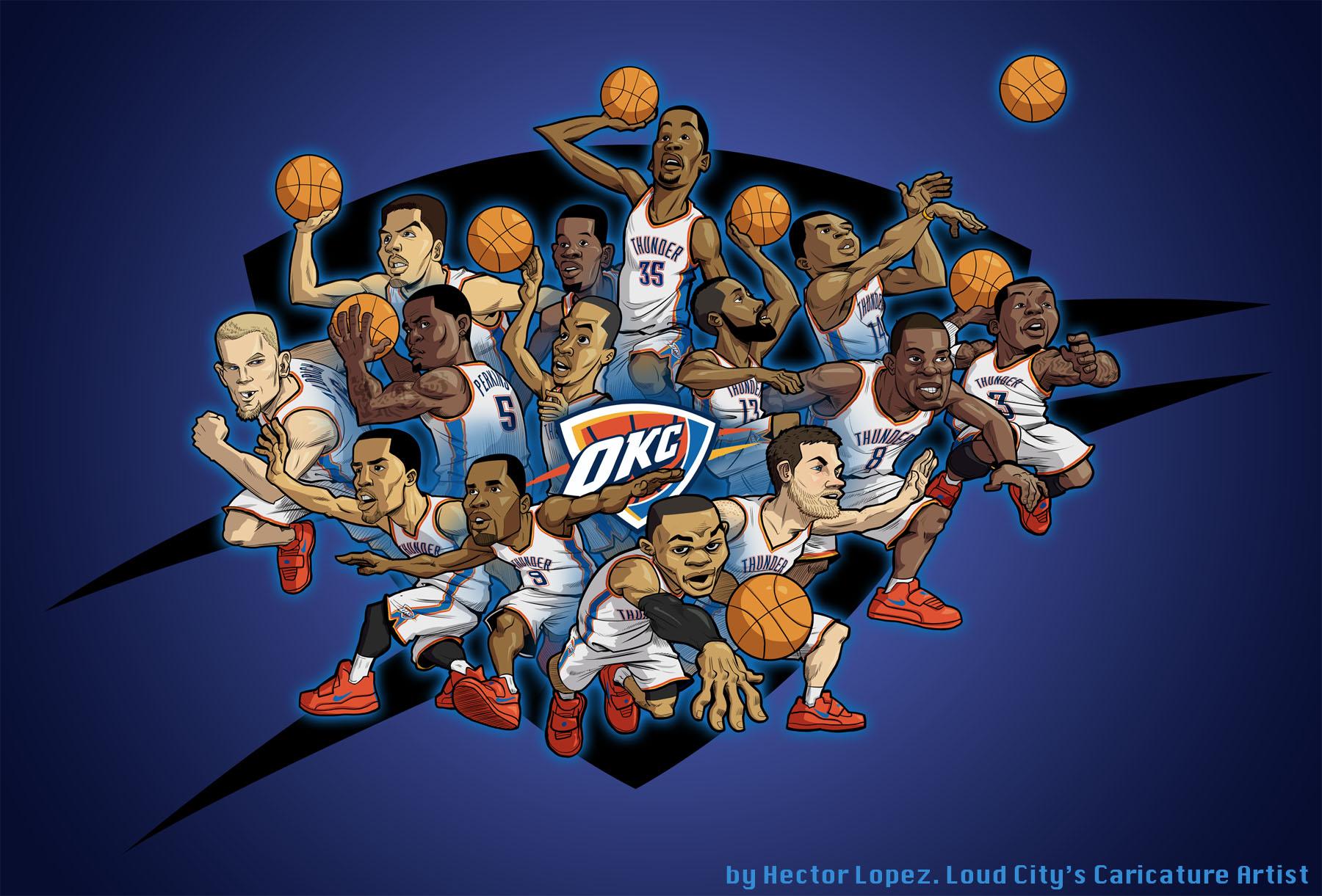 Wu Tang vs OKC Thunder Now Thats Thunder Basketball 1800x1221