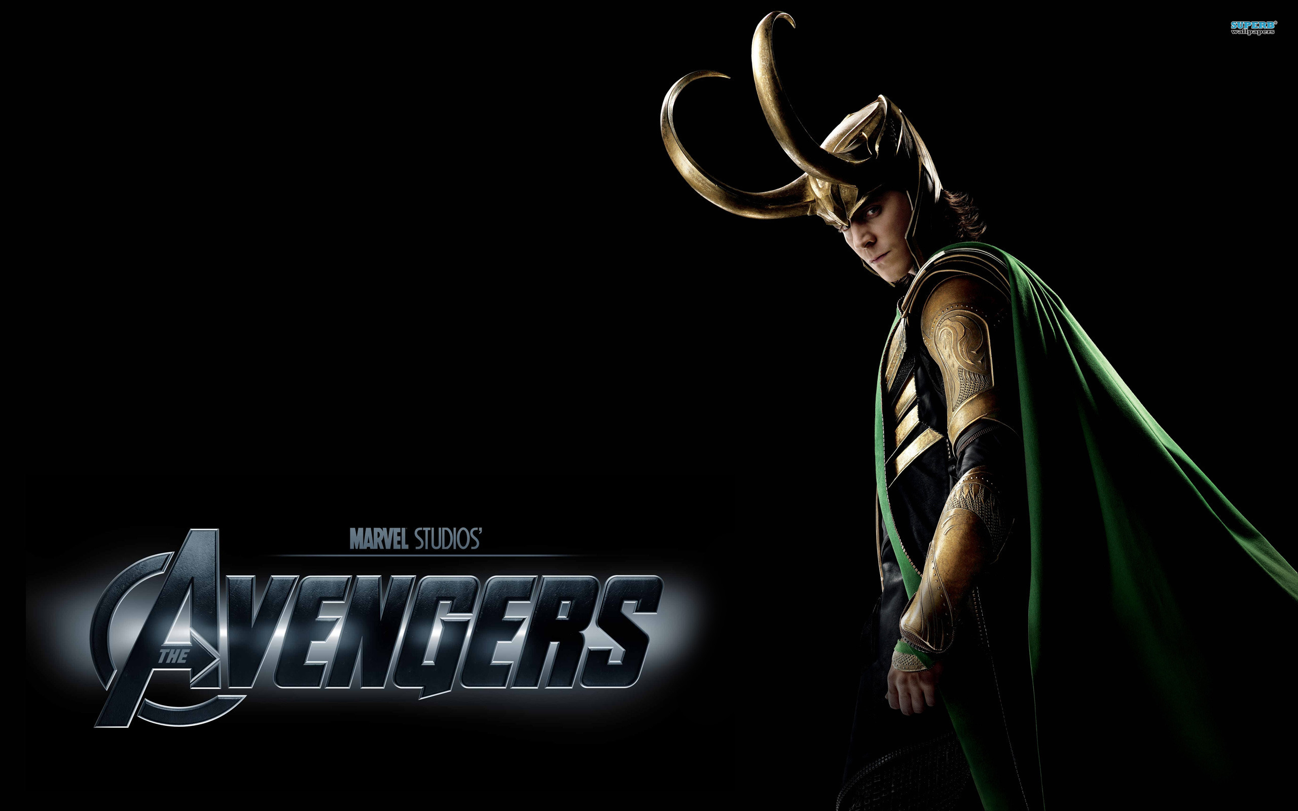 HD Wallpapers [Avengers Character Wallpapers Loki Tom Hiddleston The 2560x1600