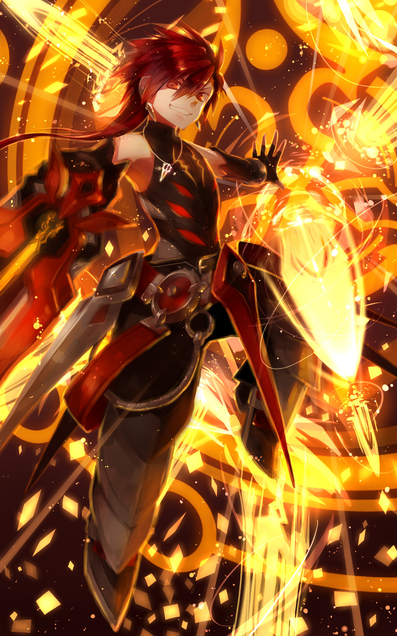 Elsword Mobile Wallpaper   Zerochan Anime Image Board 1280x2048