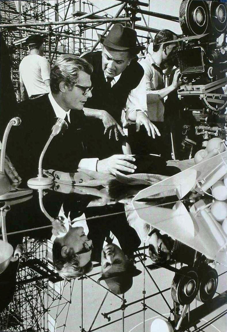 Federico Fellini photo 10 of 14 pics wallpaper   photo 361258 789x1150