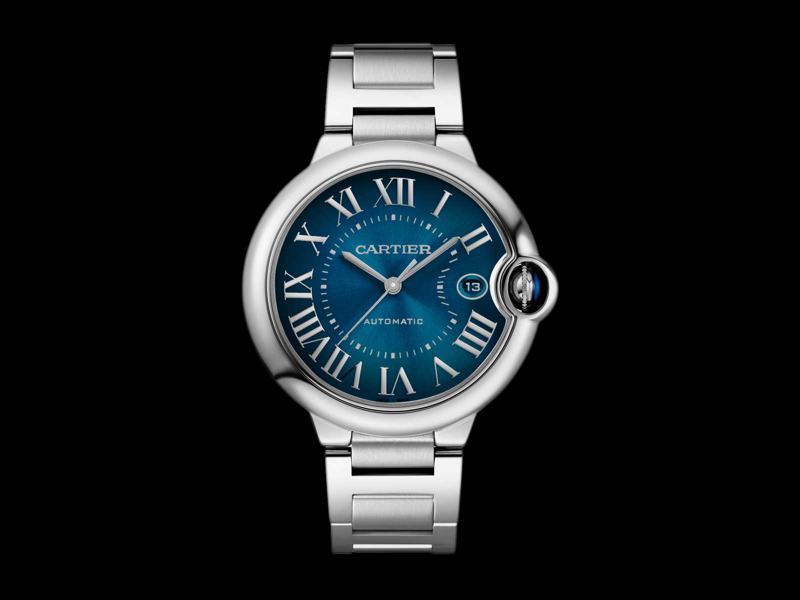 Cartier Debuts Ballon Bleu Automatic 40 mm SJX Watches 1600x1200