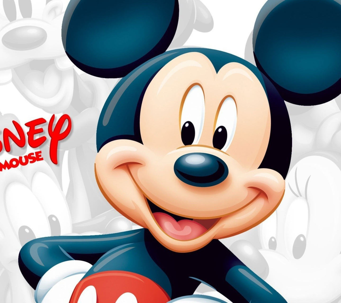 49 Mickey Mouse Screen Wallpaper On Wallpapersafari