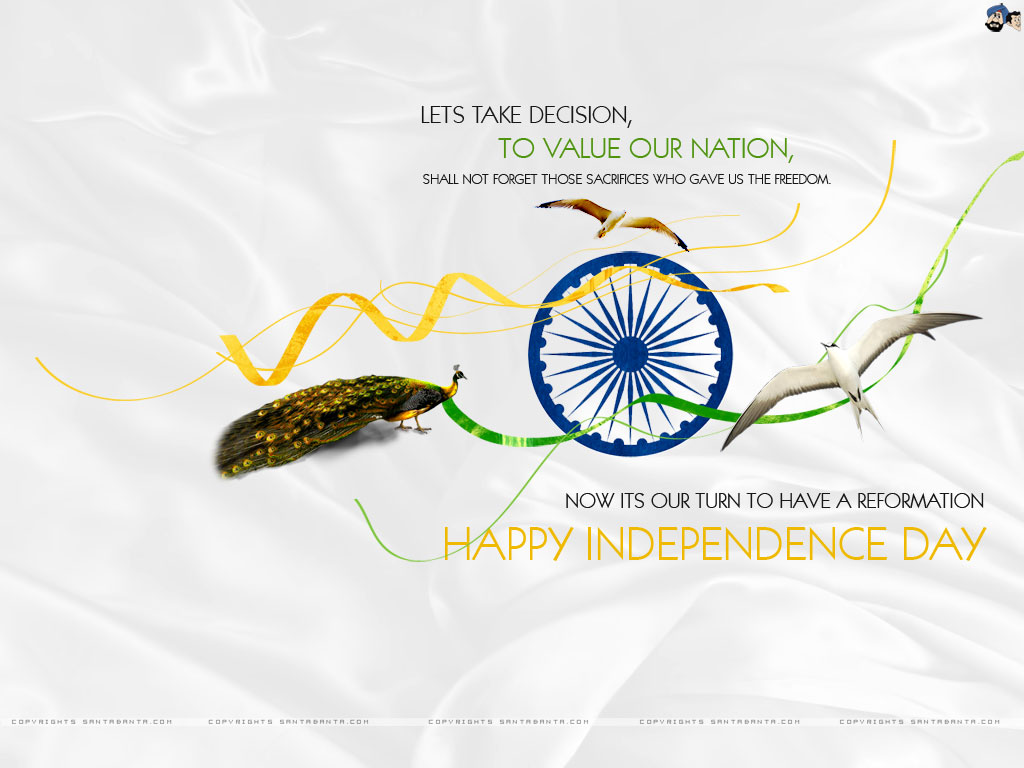 Independence Day Wallpaper 48 1024x768