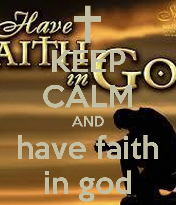 Faith Wallpaper: Have Faith Wallpaper