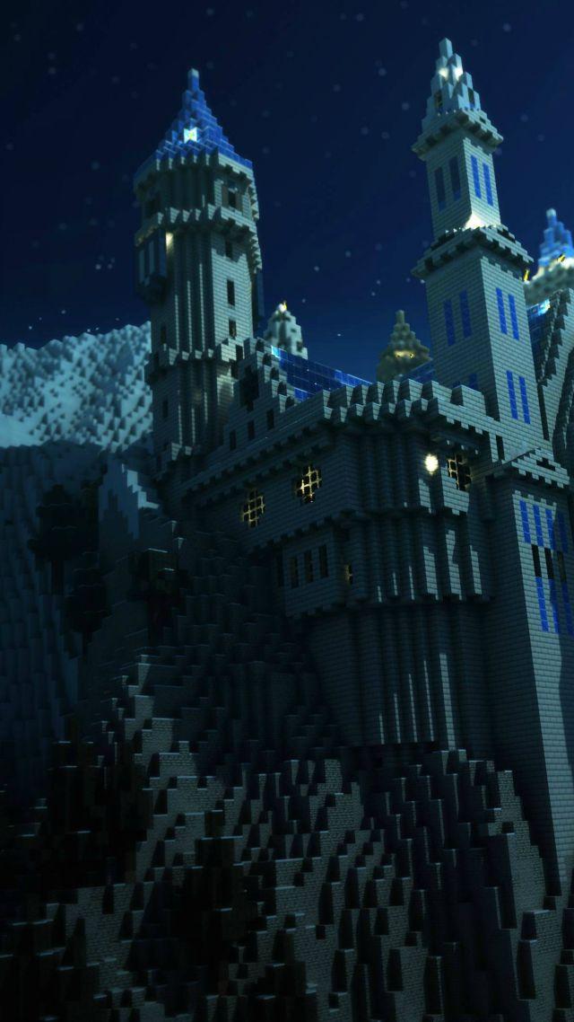 Wallpaper Minecraft Best Games 2015 game arcade fairy tale 640x1138