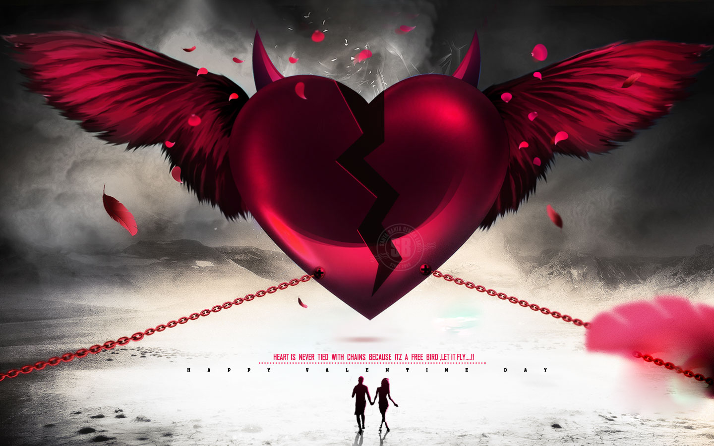 Broken Heart Wallpaper and Background 1440x900 ID696601 1440x900