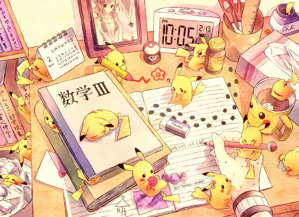 4586724 Pikachu anime Pokmon wallpaper Anime wallpapers 1150x835
