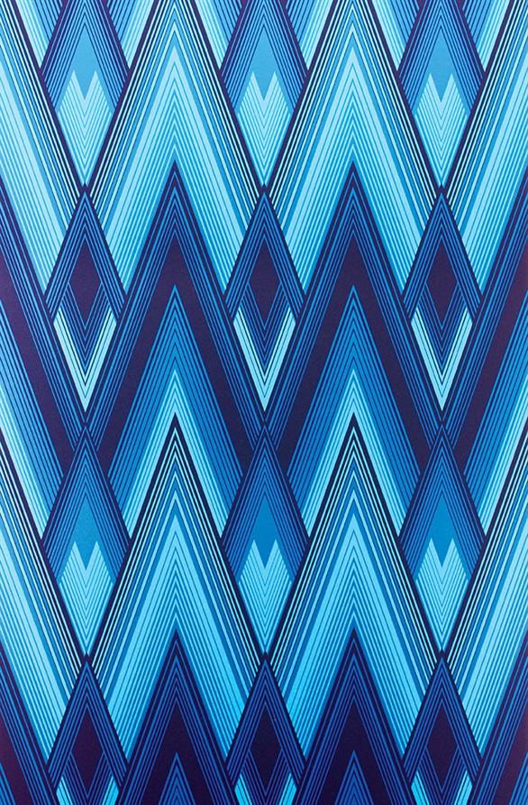 Sample Astoria Wallpaper from the Fantasque Collection by Osborne 586x893