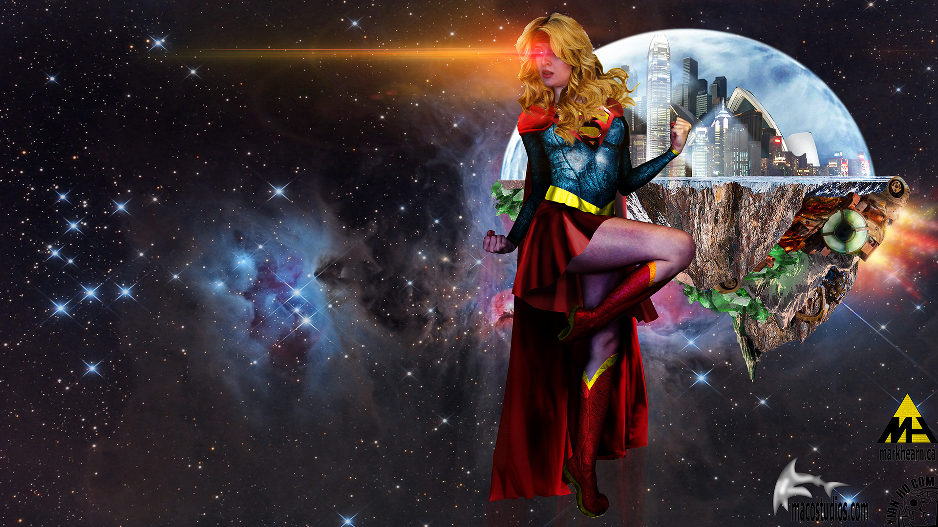 Pics Photos   Supergirl Wallpapers Superhero Wallpapers 1920x1080