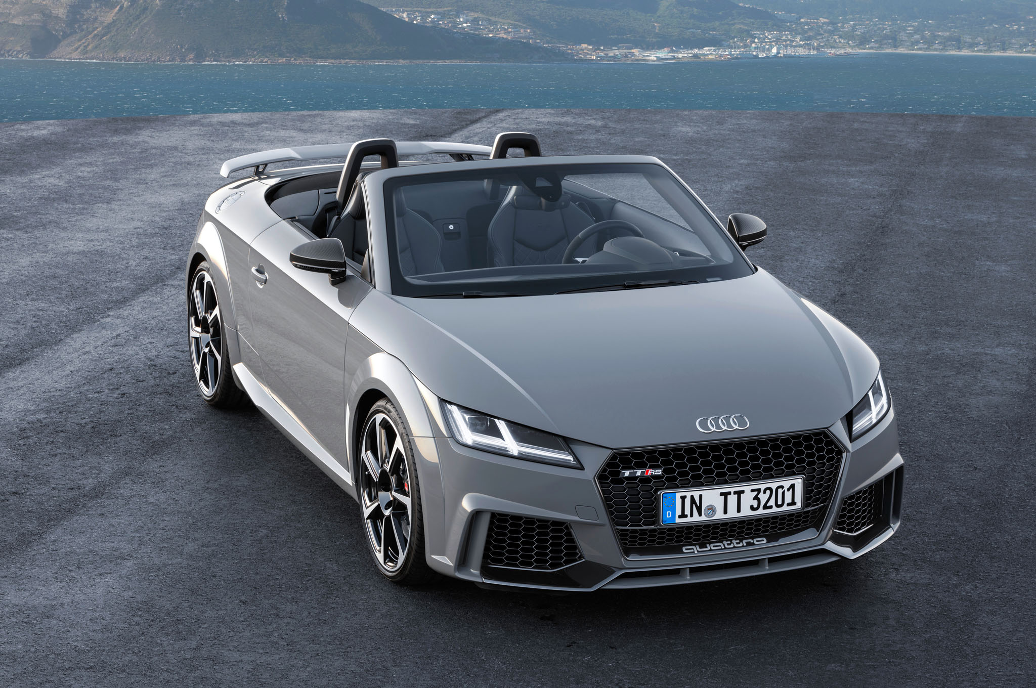 2017 Audi TT RS Convertible Android Wallpaper | HD Car ...