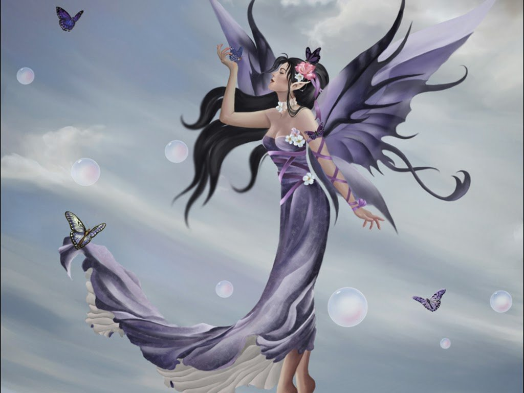 free 3d fairy wallpaper wallpapersafari