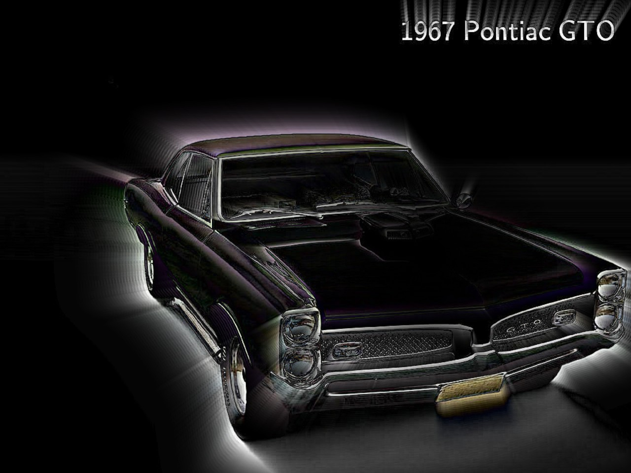 1967 Pontiac GTO wallpaper   ForWallpapercom 1280x960