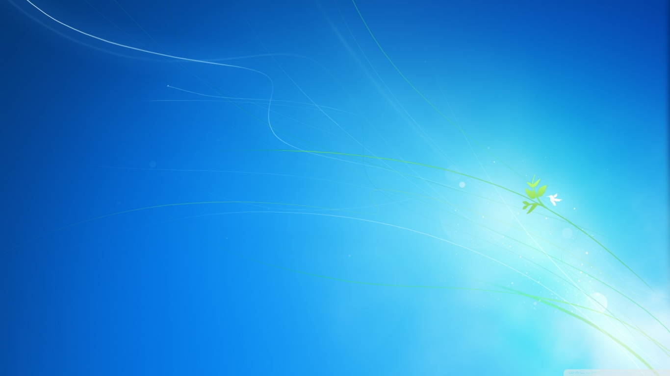 Desktop Background Website Windows 7 Soft Wallpapers 1366x768