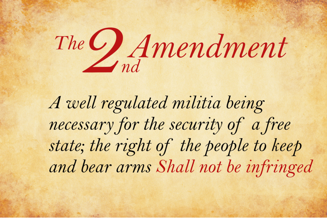 an analysis of the second amendment if the us constitution on right to arms State constitutional precursors to the second amendment drafting and adoption of the constitution ratification debates argument for state power government tyranny preserving slave patrols conflict and compromise in congress produce the bill of rights militia in the decades.