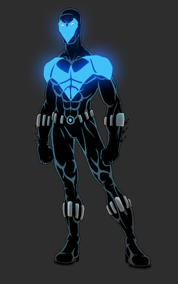 Nightwing Beyond Colors by shadowvaporz 600x954