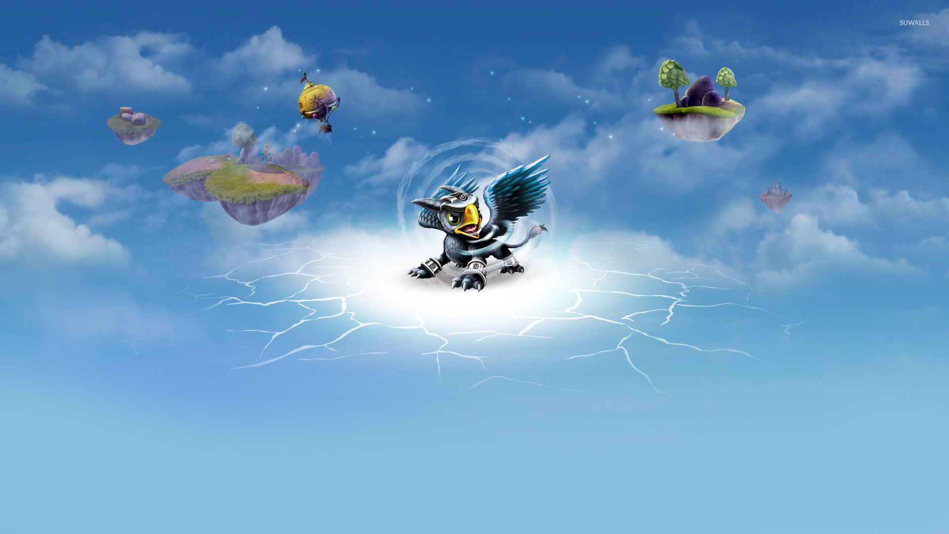 Sonic boom   Skylanders Giants wallpaper   Game wallpapers   21325 1680x1050