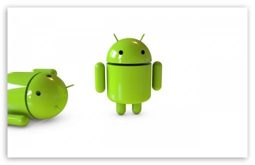Google Android Robot HD desktop wallpaper High Definition Mobile 510x330