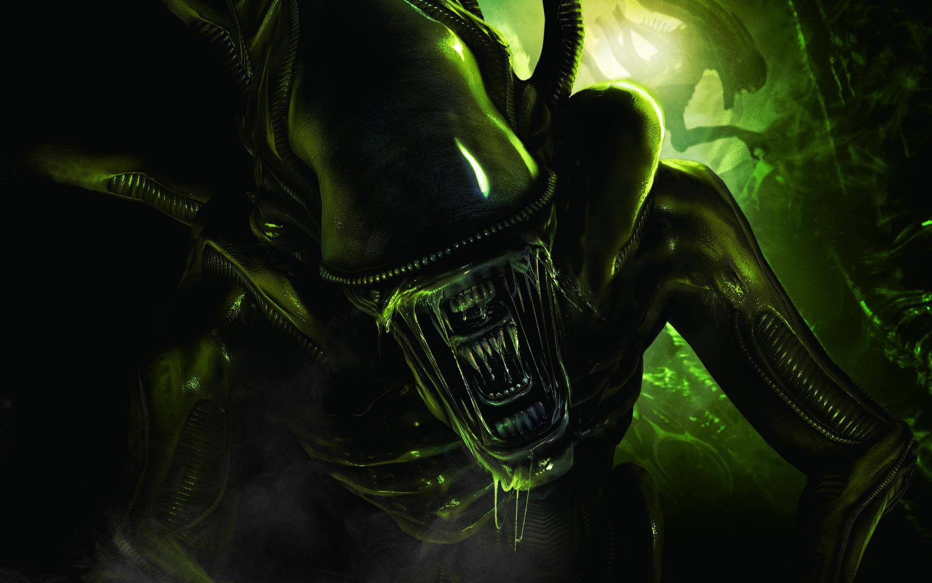 Alien Desktop Wallpapers FREE on Latorocom 1920x1200