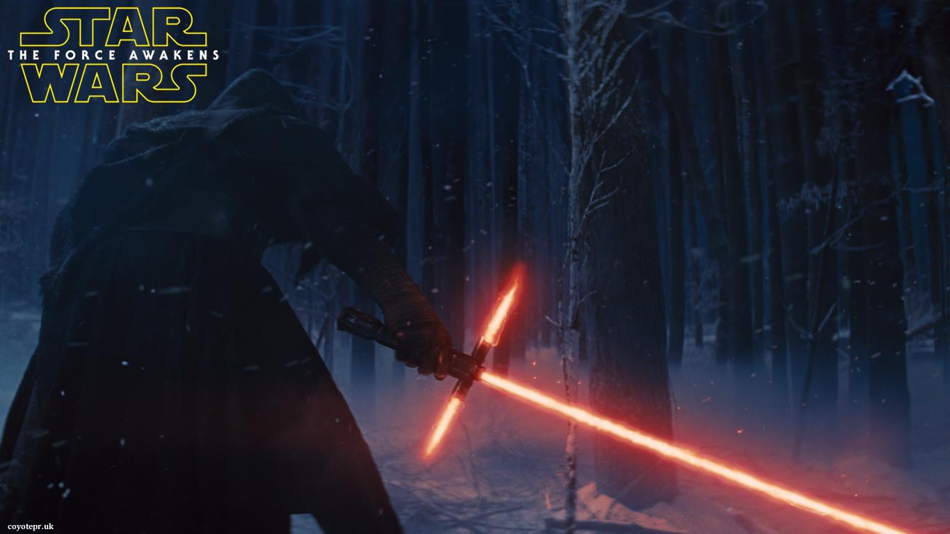 new star wars force lightsaber awakens star wars episode vii the force 1366x768