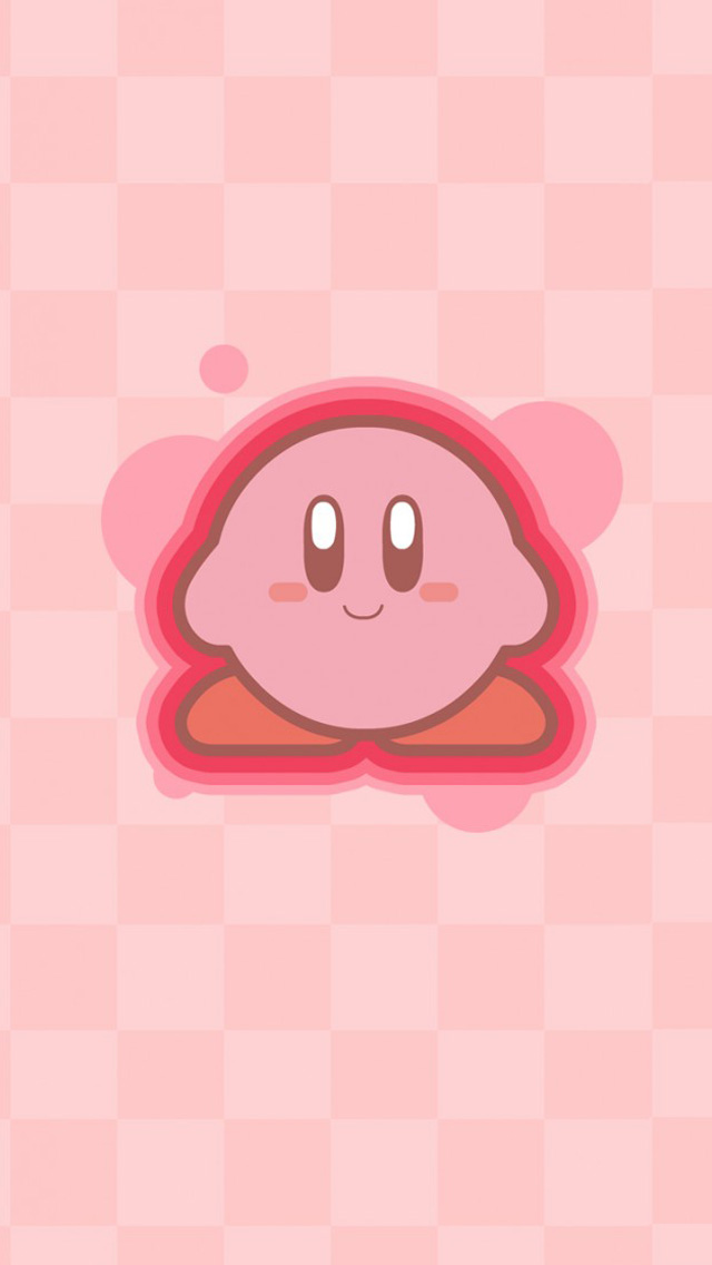 HD Kirby Wallpaper - WallpaperSafari | 640 x 1136 jpeg 83kB