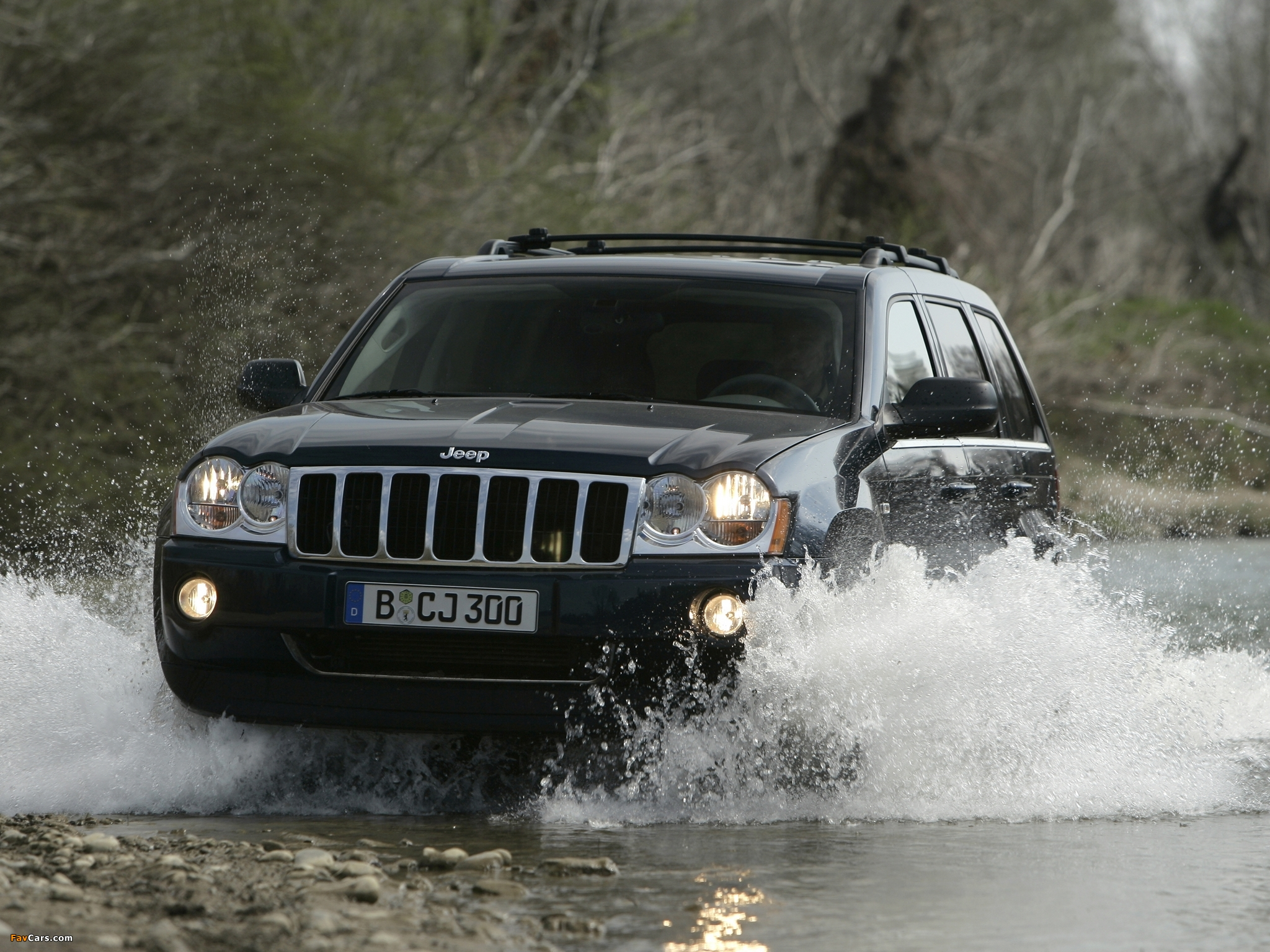 Jeep Grand Cherokee CRD Limited WK 200507 wallpapers 2048x1536