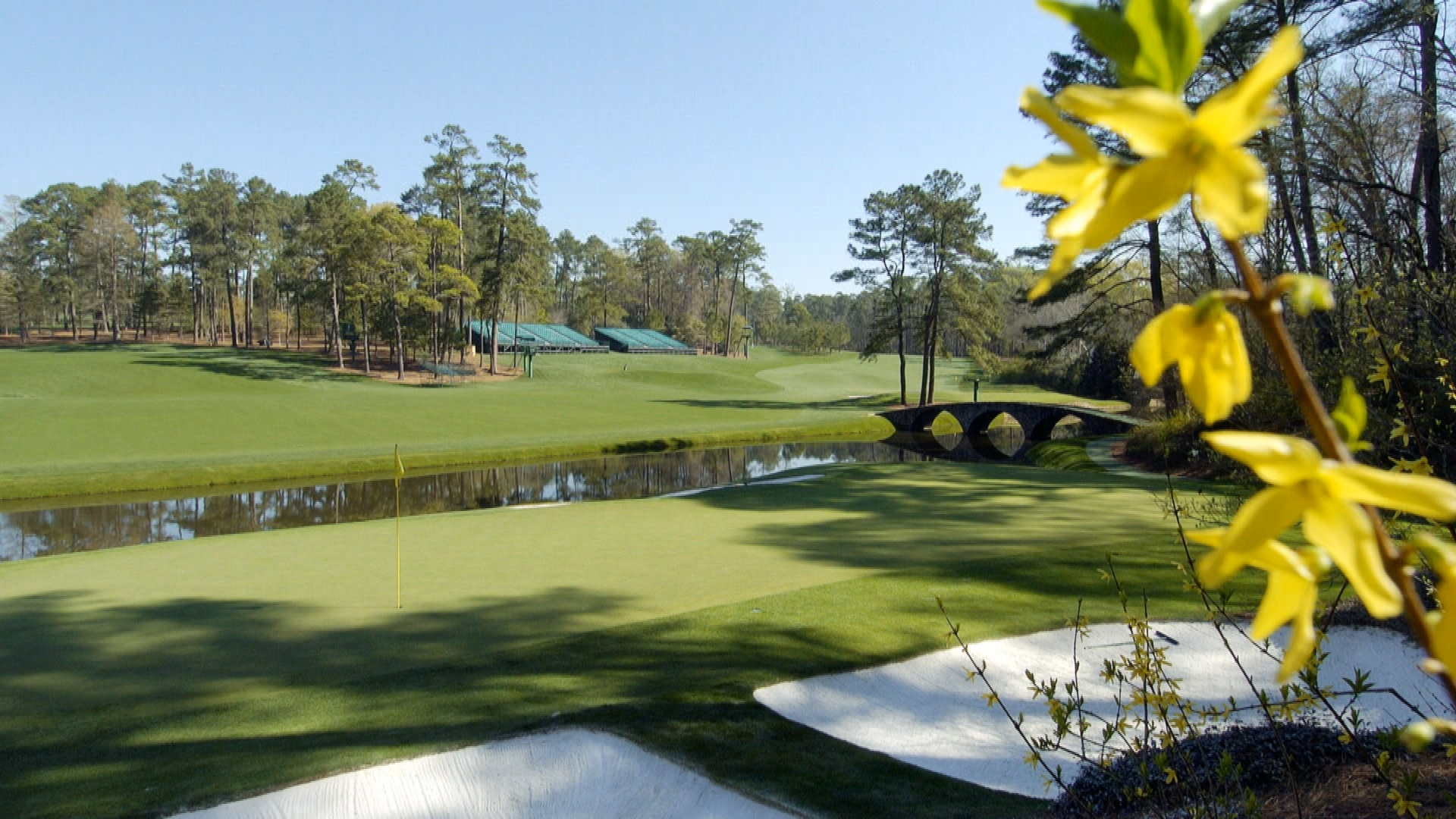 Augusta National Desktop Wallpaper Wallpapersafari