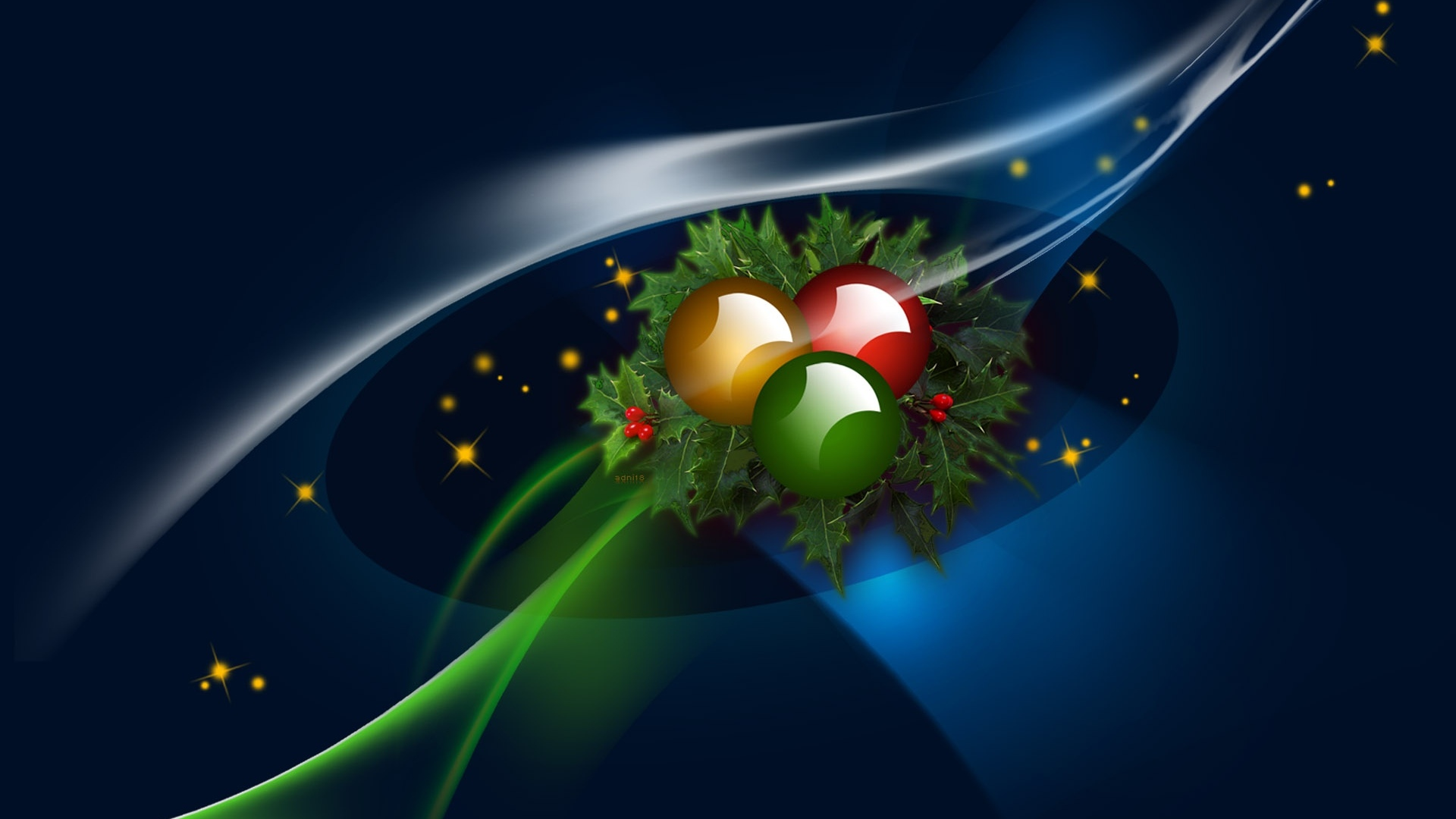 Beautiful HD 3D Christmas Wallpapers E Entertainment 1920x1080