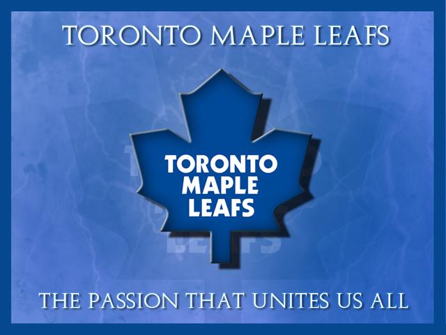 Toronto Maple Leafs Wallpaper Pictures Images Photos Photobucket 640x480
