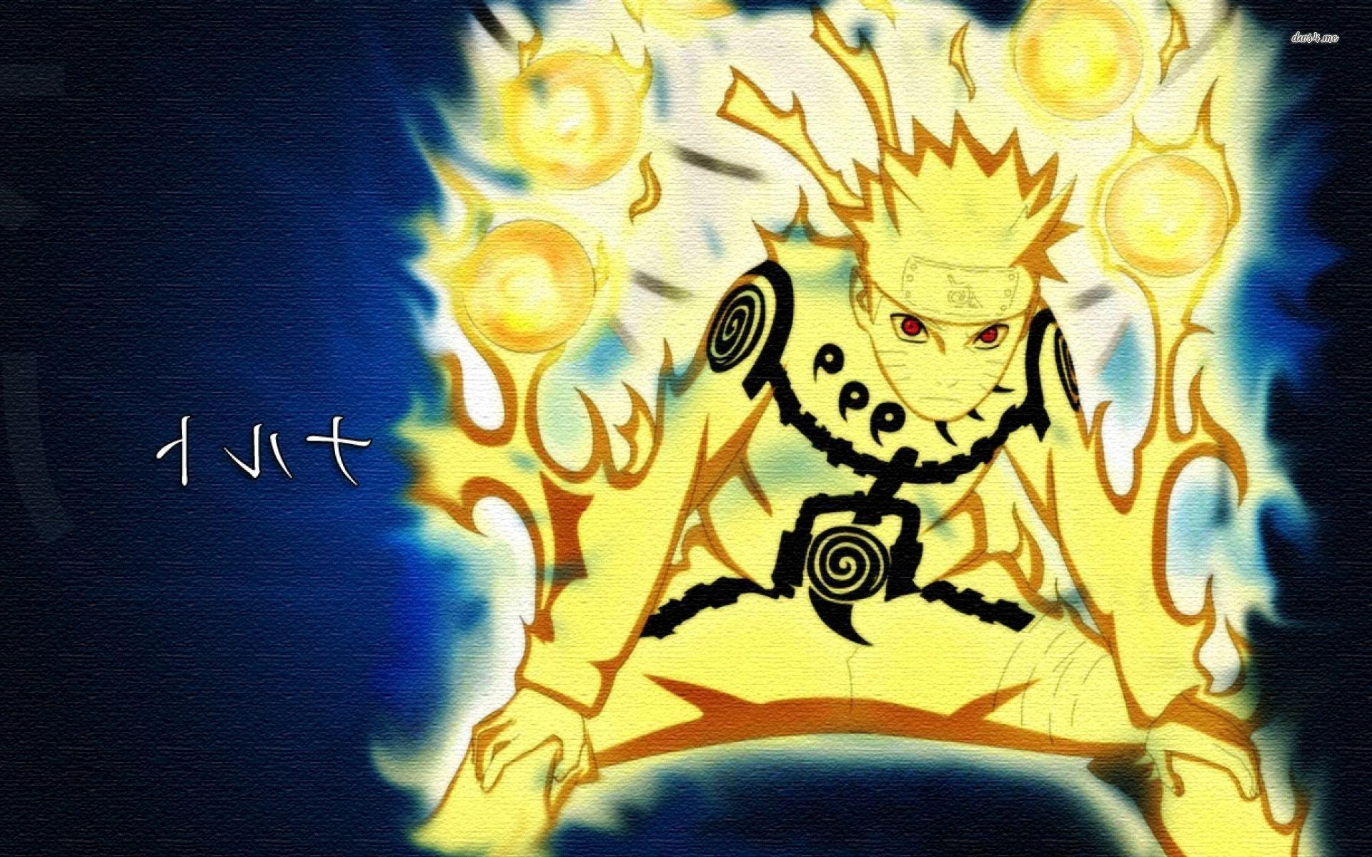 Naruto Uzumaki Wallpapers - WallpaperSafari