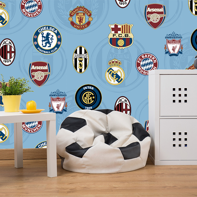 Detail Feedback Questions about Football Mural Wallpaper Bedroom 800x800