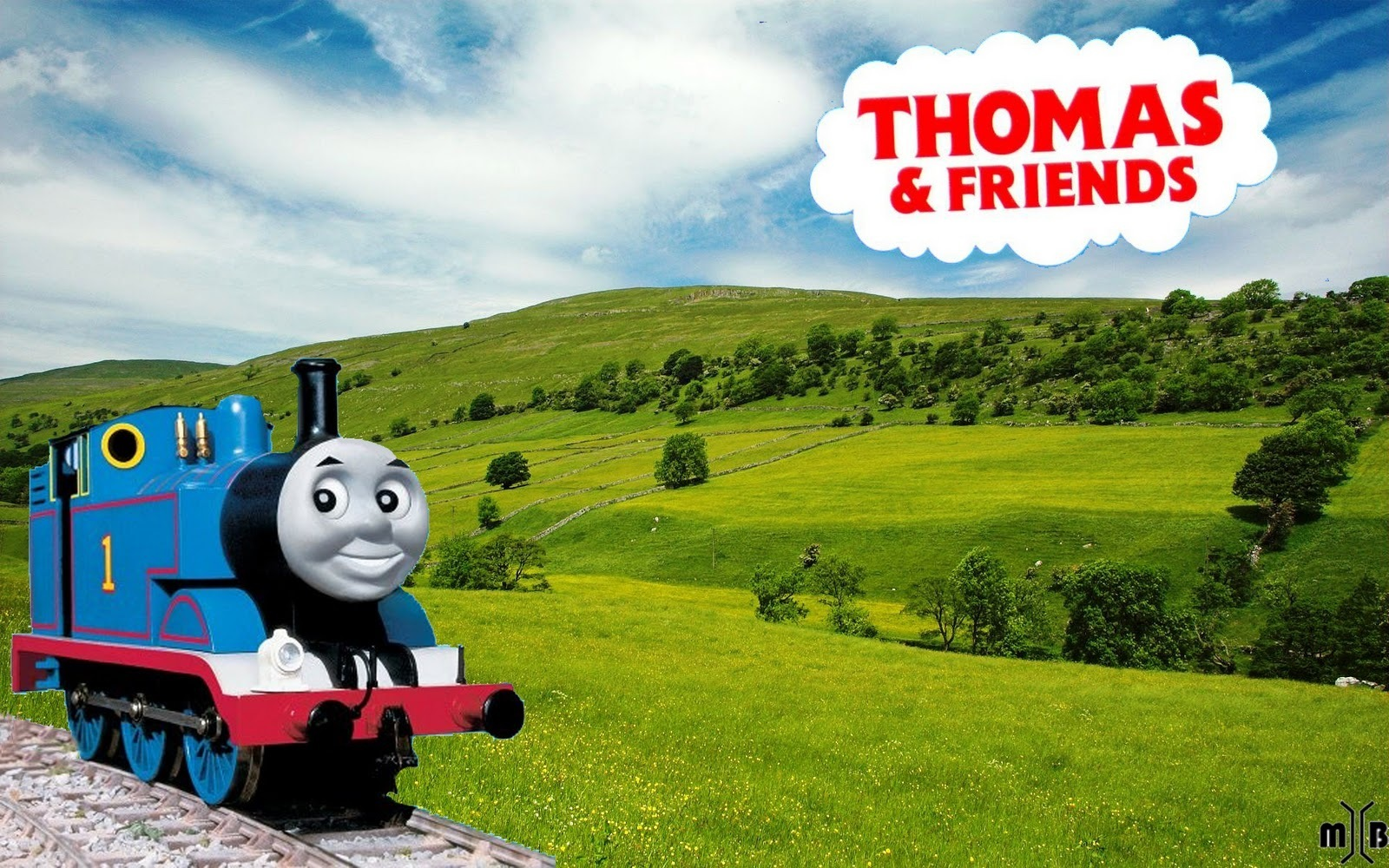 50 Thomas Train Wallpaper On Wallpapersafari