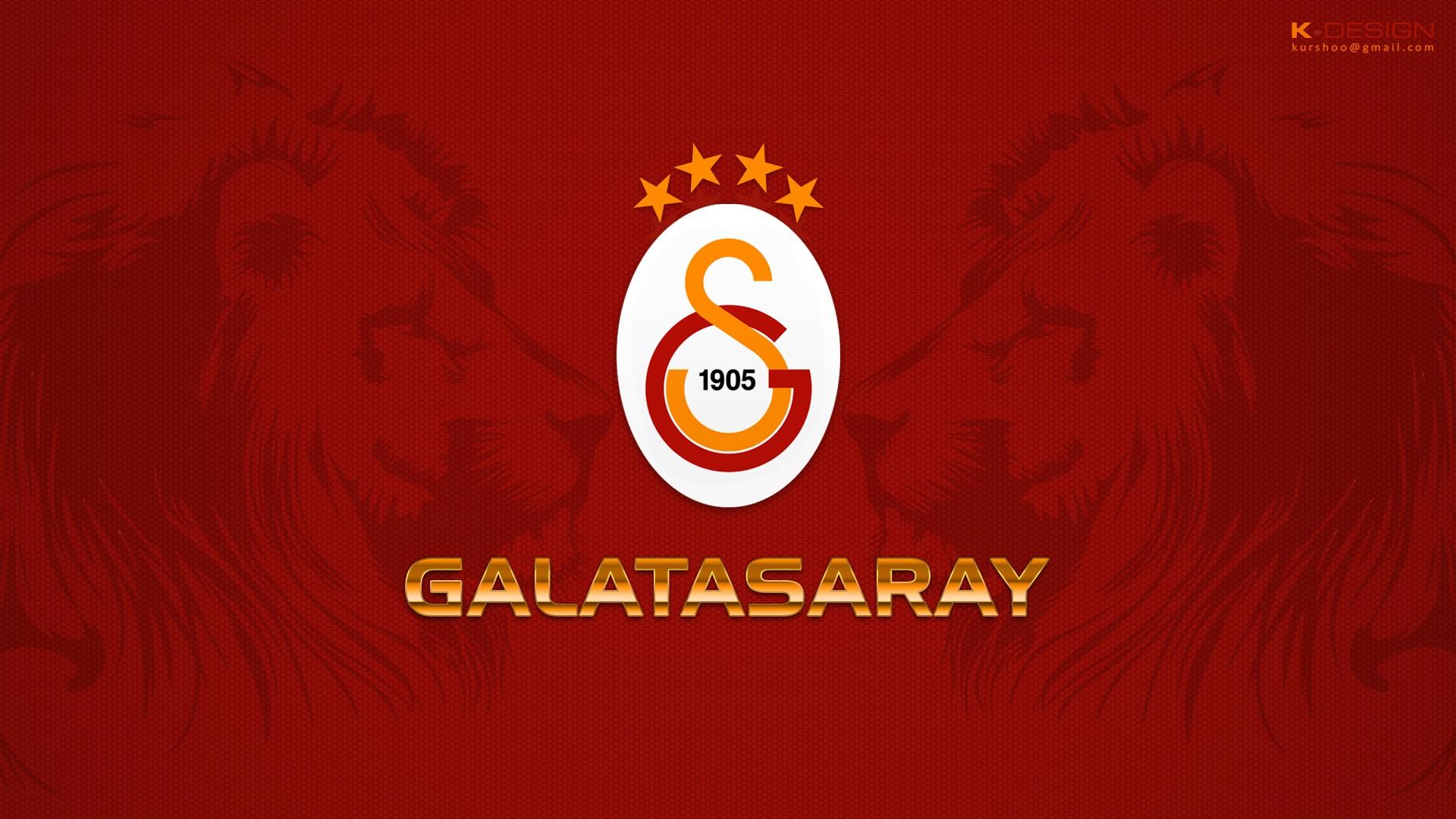 Galatasaray SK Keep Calm And Stars Soccer Clubs Lion 1920x1080