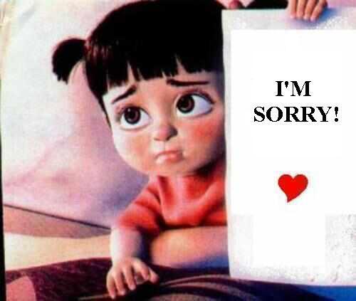 I'm Sorry Wallpaper - WallpaperSafari I Am Really Sorry Wallpaper