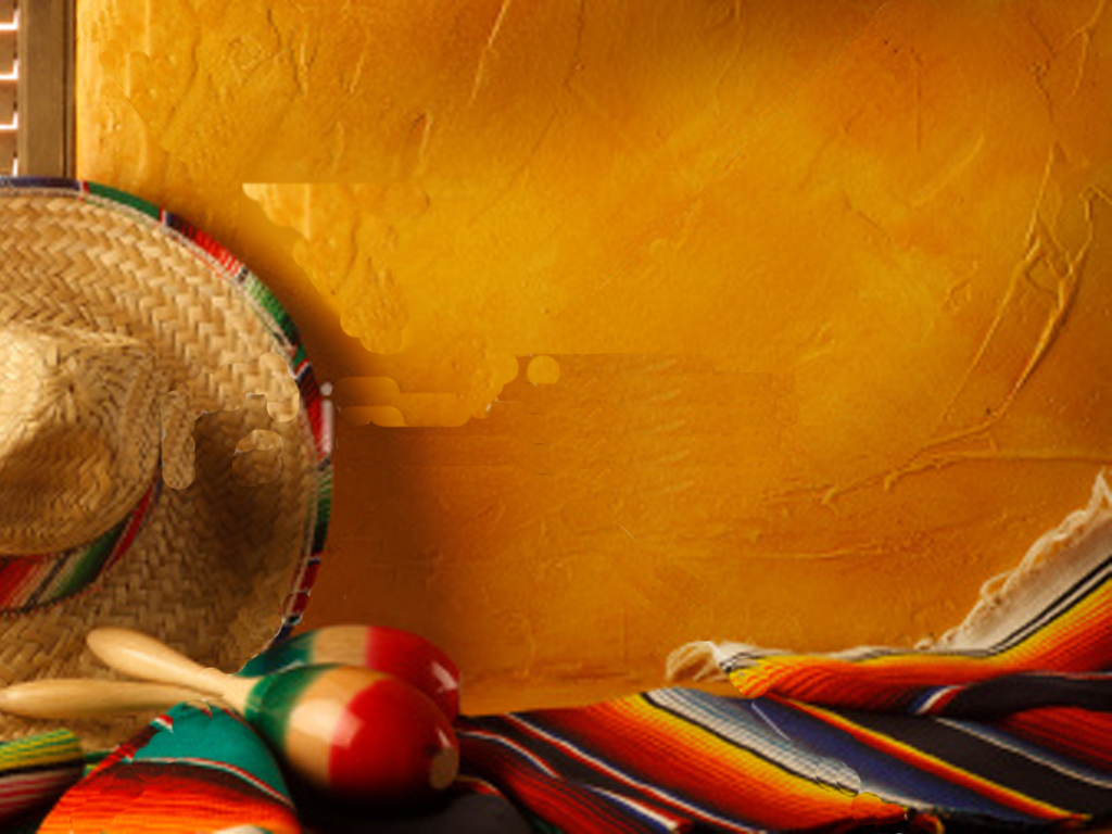 Mexican Background   PowerPoint Backgrounds for PowerPoint 1024x768