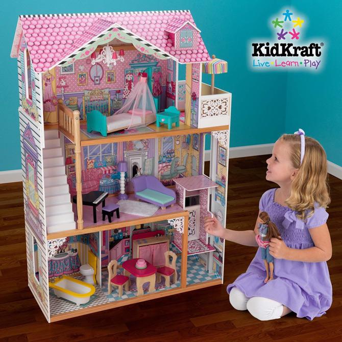 [48+] Barbie Dollhouse Wallpaper On WallpaperSafari