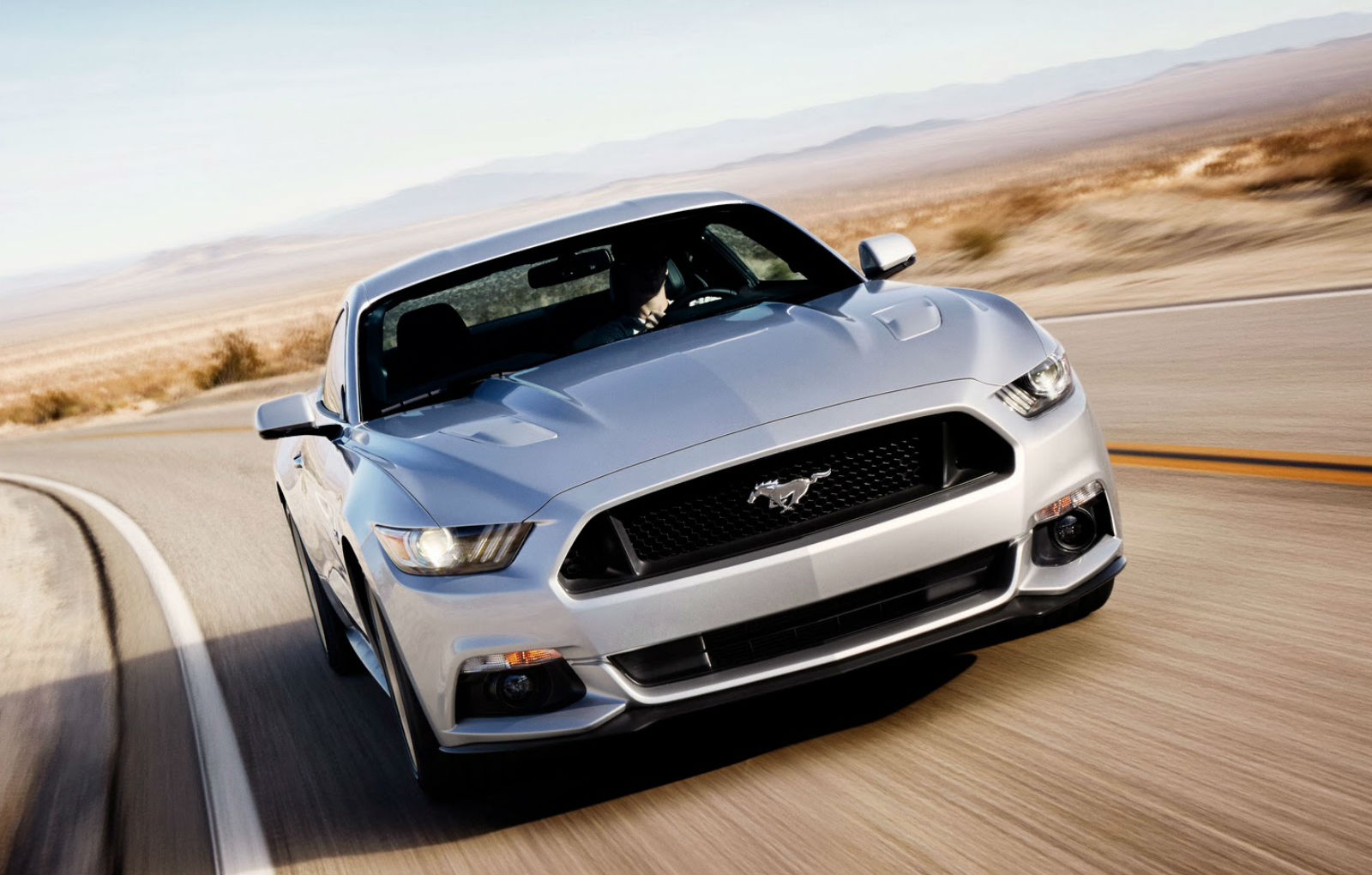 2015 Ford Mustang GT Sport Car Wallpaper   HD 1600x1020