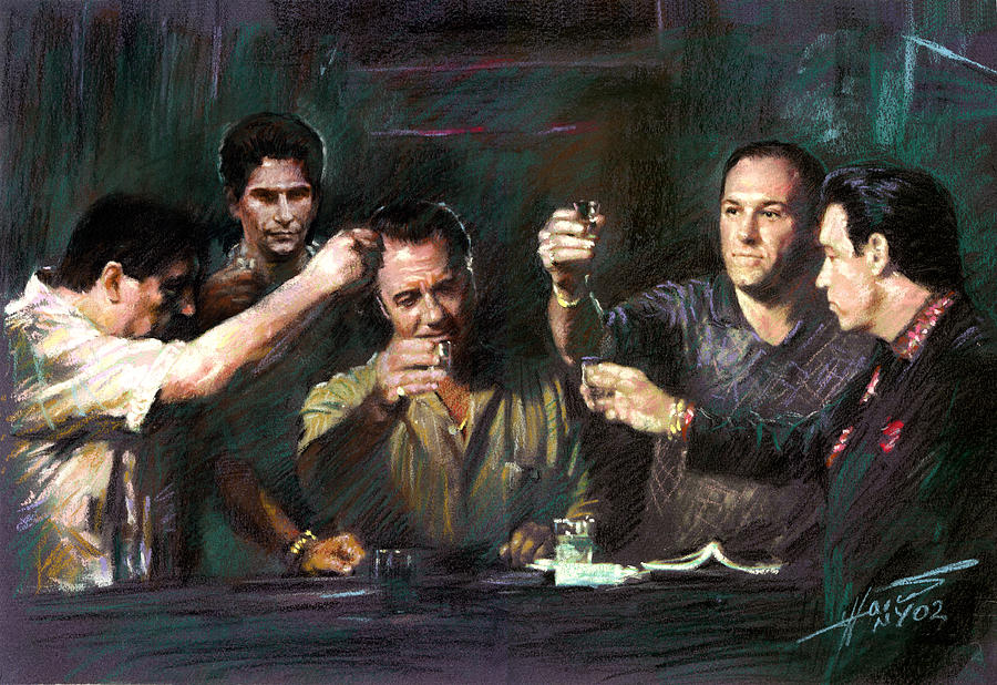Sopranos Wallpaper Wallpapersafari