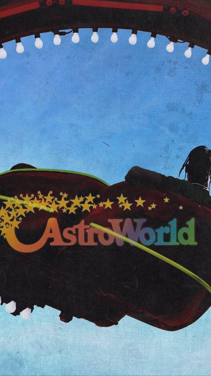 Travis Scott   Astroworld Iphone Wallpaper travisscott 675x1200