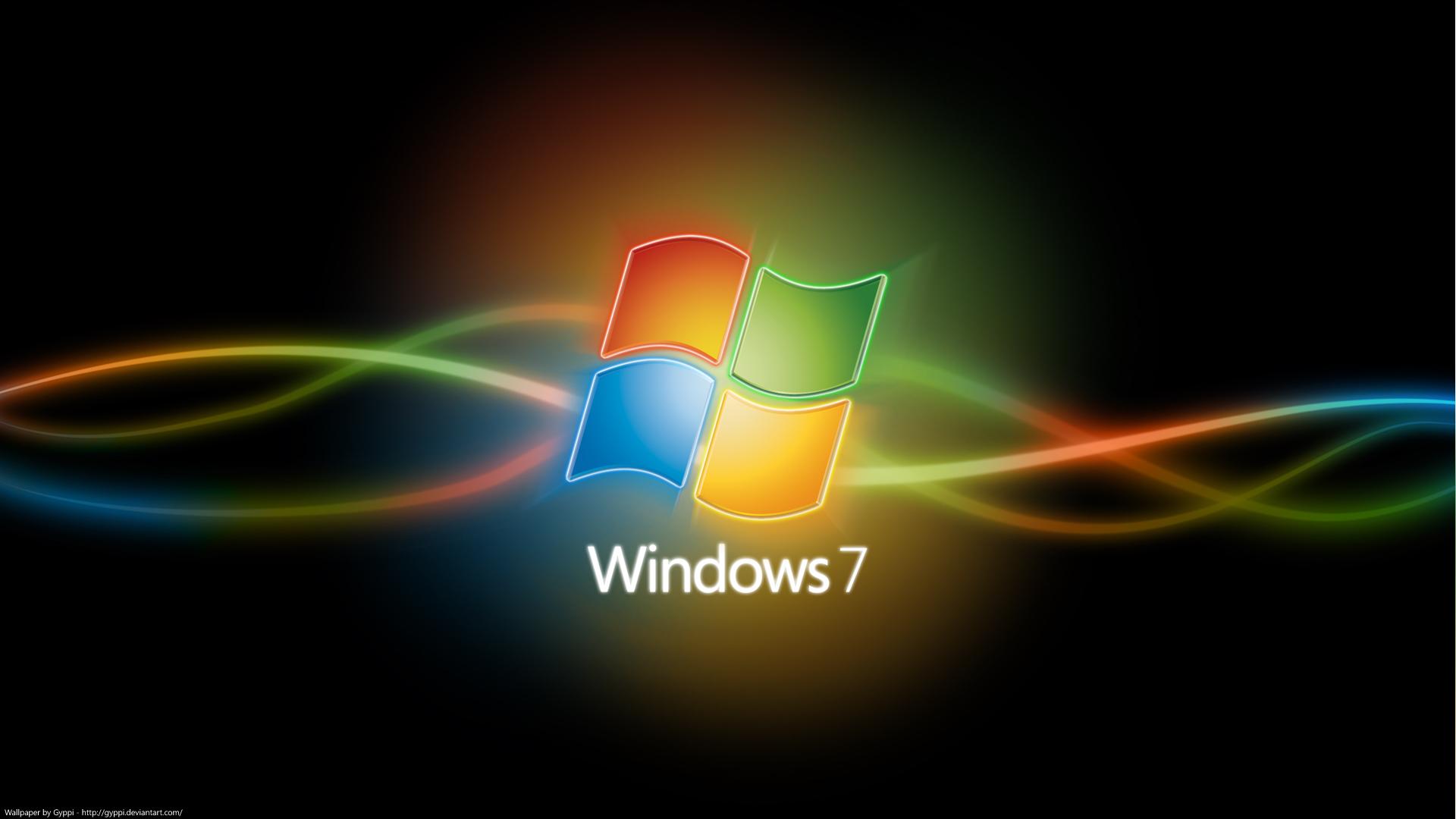 windows 7 wallpapers desktop win 7 background colors 1920x1080