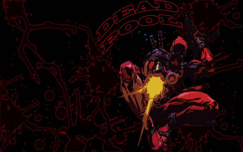 HD Deadpool Wallpaper 800x500