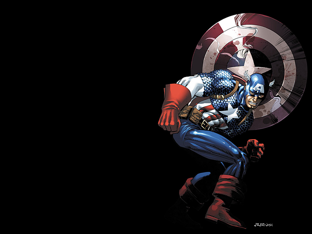 Captain America wallpapers Captain America background 1024x768