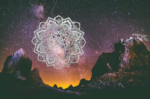 beautiful boho cute flower galaxy gypsy hippie hipster indie 500x333
