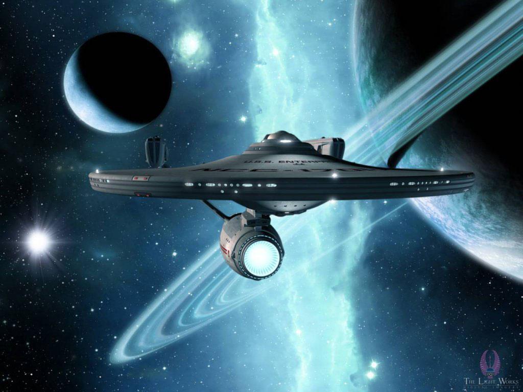 Star Trek XI Star Trek 2009 Sci fi movie Director Jeffrey Abrams 1024x768