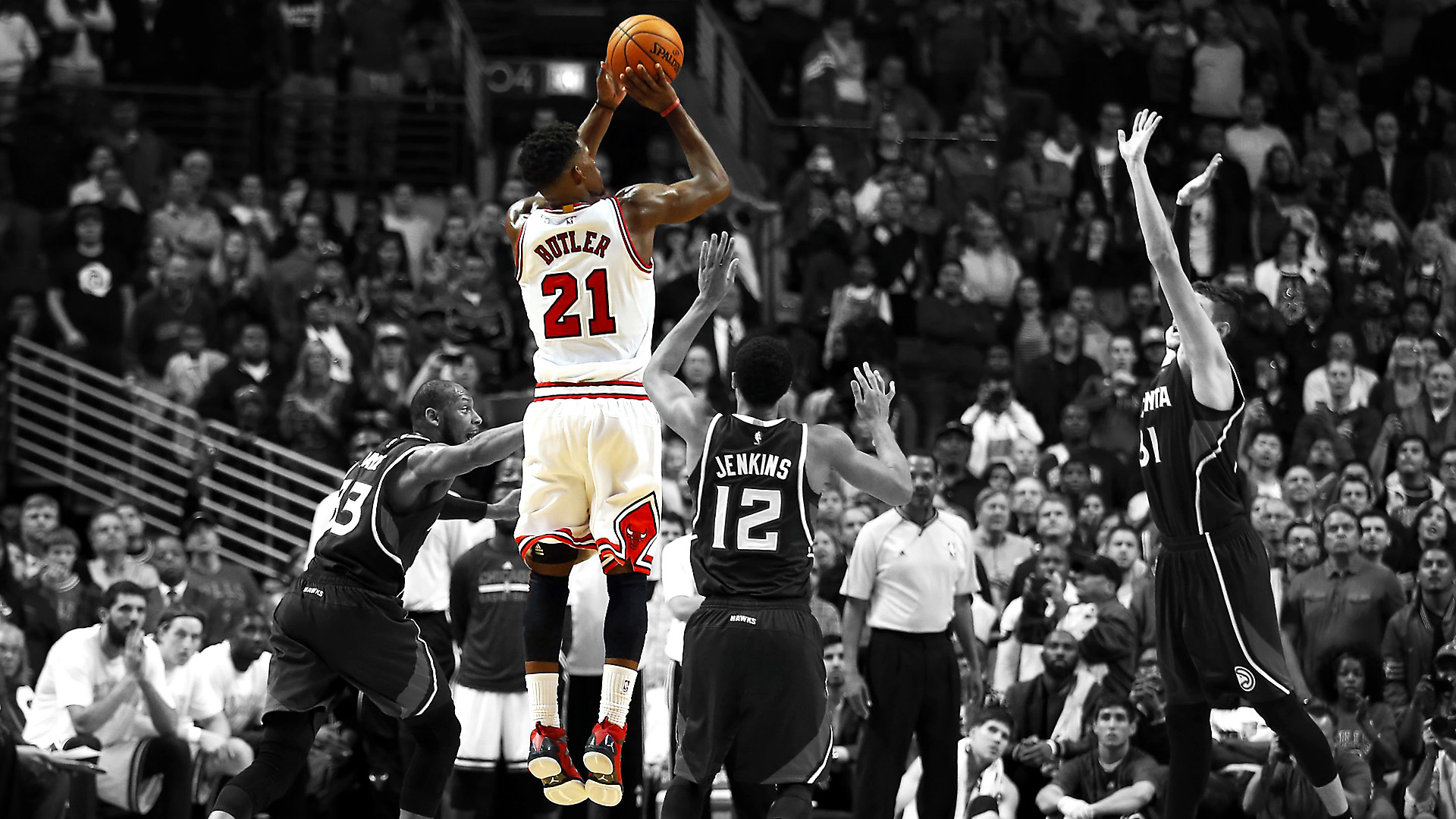 Chicago Bulls Jimmy Butler Wallpaper 1920x1080